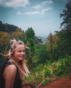 Bergwanderung am Kilimanjaro