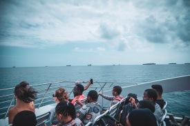 Mit der Fähre nach Sansibar