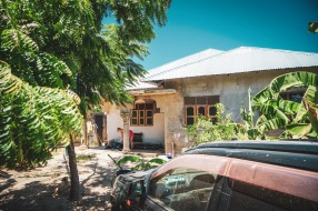 Unser Airbnb in Paje