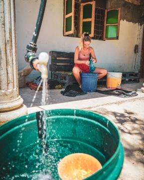 Unsere Wassertonne für alles