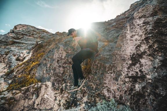 Auf der Suche nach einer Höhle