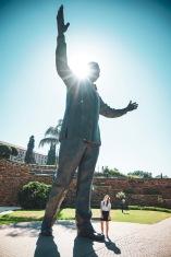 10m großer Nelson Mandela
