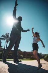 High five, Nelson