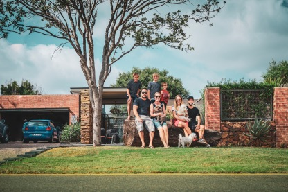 FC und seine Familie