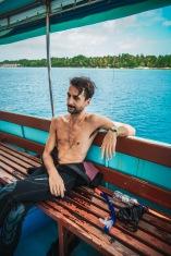 Reimar und das Tauchboot