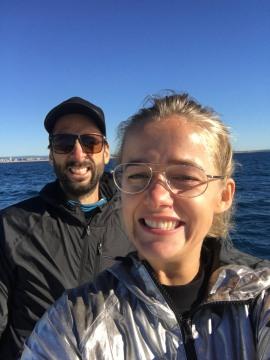 Whale Snorkeling Versuch Nummer 2