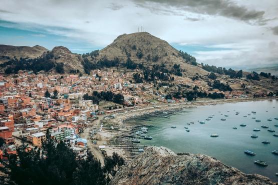 Copacabana, Titicaca See