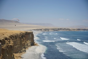 Nationalpark Paracas